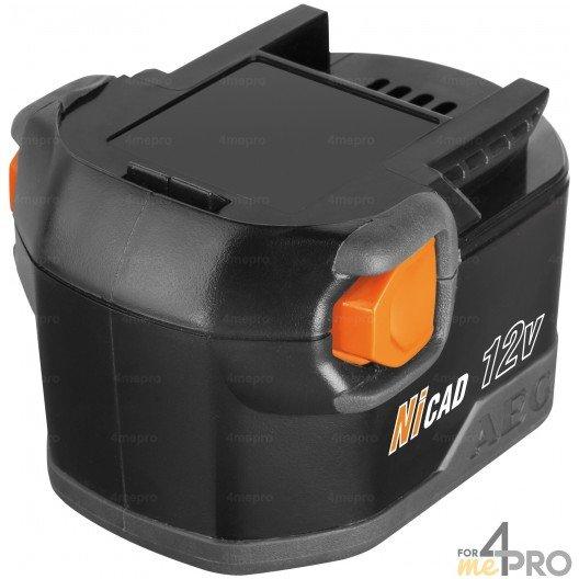Batterie de rechange pour AEG et Wurth