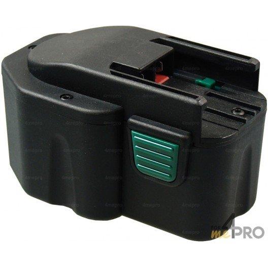 Batterie de rechange Ni-Cd pour AEG et Milwauke