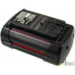 Batterie Li-Ion 36 V de rechange pour Bosch