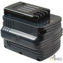 Batterie Ni-Cd 24 V 2 A de rechange pour Dewalt