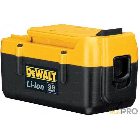 Batterie Li-Ion 36 V 2,2 A de rechange pour Dewalt