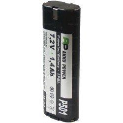 Batterie Ni-Cd 7,2 V 2 A de rechange pour Facom, Makita, Stanley et Wurth
