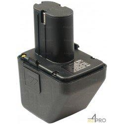 Batterie de rechange pour Gesipa et Wurth
