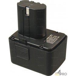 Batterie de rechange pour Gesipa