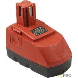 Batterie Ni-mH 12V 3,0 Ah de rechange pour Hilti