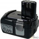 Batterie Li-Ion 18V 3,0 Ah de rechange pour Hitachi