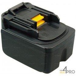 Batterie Li-Ion 14,4V 3,0 Ah de rechange pour Makita