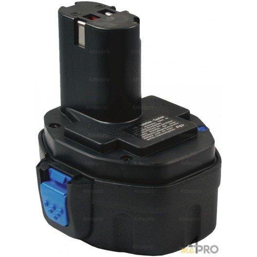 Batterie Ni-mH 14,4V 3,0 Ah de rechange pour Makita et Virax