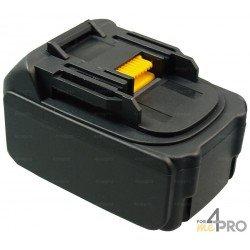 Batterie Li-Ion 18V 4,0 Ah de rechange pour Makita