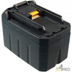 Batterie Ni-mH 24V 3,3 Ah de rechange pour Makita