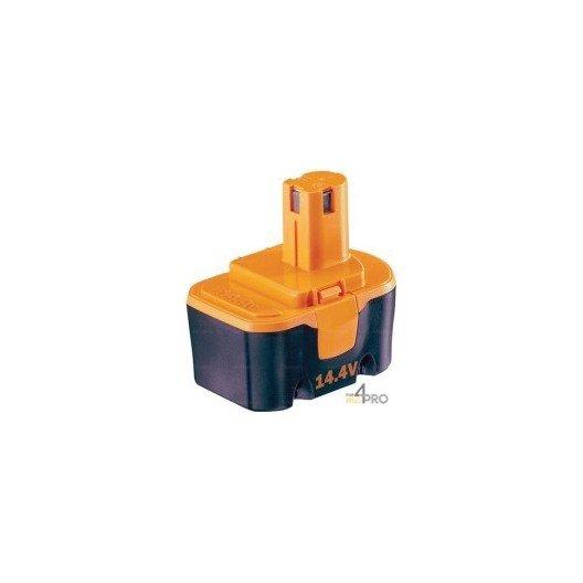 Batterie Ni-Cd 14,4 V de rechange pour Ryobi