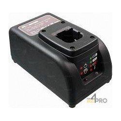 Chargeur universel pour batteries Ni-Cd + Ni-MH 2,4V - 24V 1,8-3,0 Ah