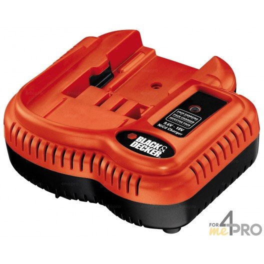 Chargeur pour batteries Black & Decker Ni-Cd 9,6V - 24V 0,8 Ah