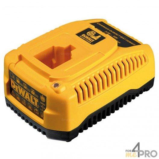 Chargeur pour batteries BERNER et DEWALT