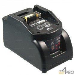 Chargeur pour batteries BOSCH et WURTH