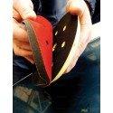 Disques amortisseurs sans trous/vis 75 mm x 123 mm x 12 mm