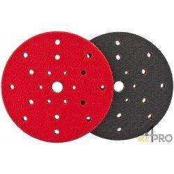Disques amortisseurs 21 trous Abranet® 150mm x 148 mm x 12 mm