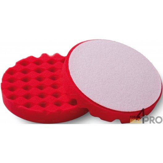 Eponge rouge de polissage ultra-douce