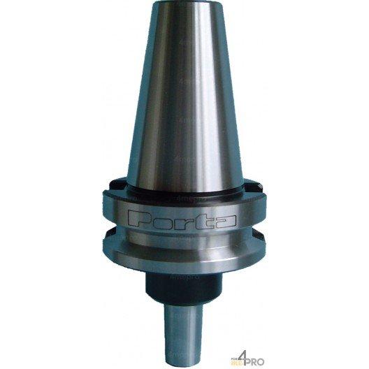 Arbre de montage avec cône MAS 403 BT et cône DIN B16