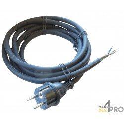Câble électrique H07RN-F 16 A 250 V