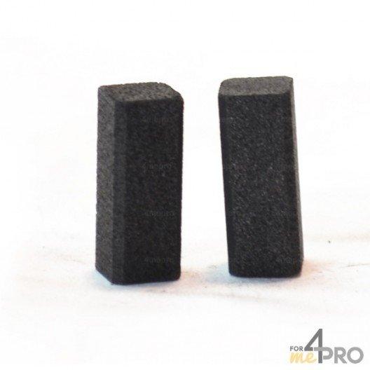 Balai charbon pour outils BOSCH 6,4 x 6,4 x 16 mm