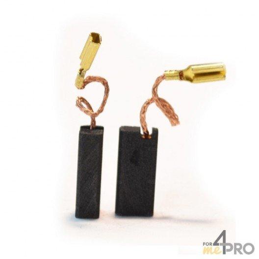 Balai charbon pour outils BOSCH 5 x 8 x 18 mm