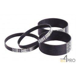 Courroie crantée BLACK & DECKER 248,92x7,9 mm